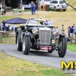 Doug Keith, MG TC