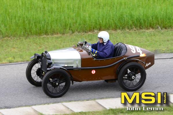 Graeme Steinfort, 1928 AGP Austin 7