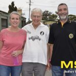 Julie Cooper, Barry Catford & Steve Cooper