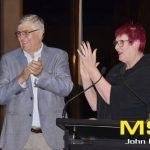 Mark Goldsmith and Cheryl Reid