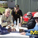 Kevin Bartlett, Rob Newman, Graham Boulter, John Walker & Martin Sampson